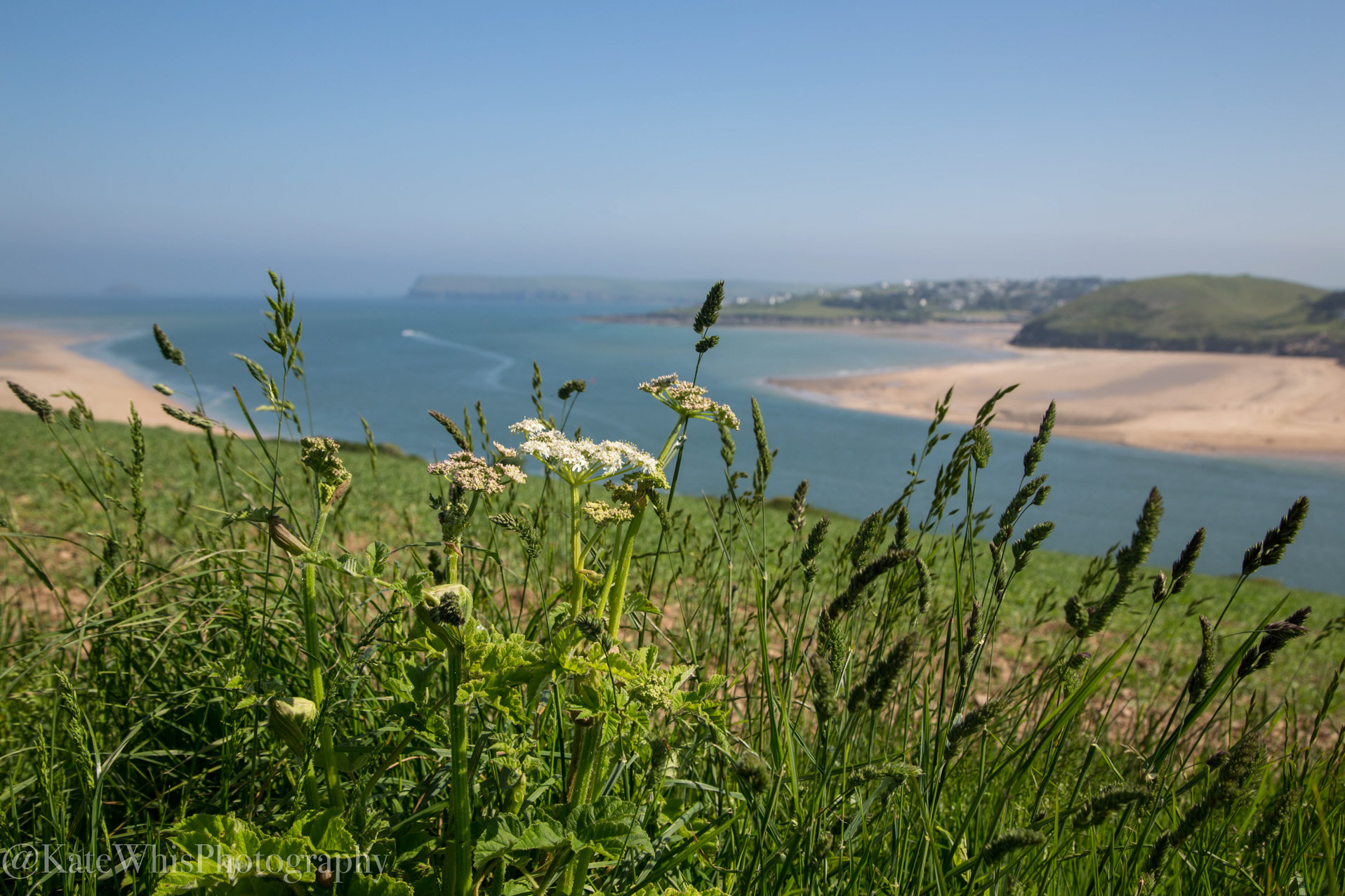 View of the Camel Estuary, Padstow